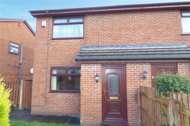 3 Bedrooms Semi Detached House for sale in Gregge Street, Heywood, Greater Manchester, OL10