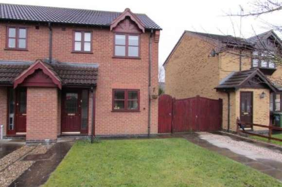3 Bedrooms Property for sale in George Hill Close, Stoney Stanton