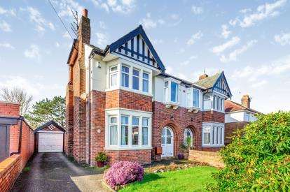 3 Bedrooms Semi Detached House for sale in Kingscote Drive, Blackpool, Lancashire, ., FY3