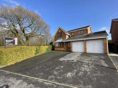 4 Bedrooms Detached House for sale in Cottam Green, Cottam, Preston, Lancashire, PR4