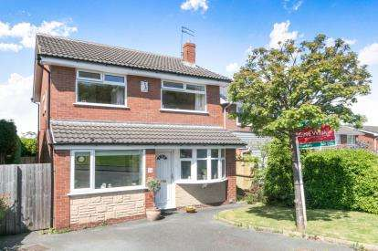 5 Bedrooms Detached House for sale in Covertside, Wirral, Merseyside, CH48