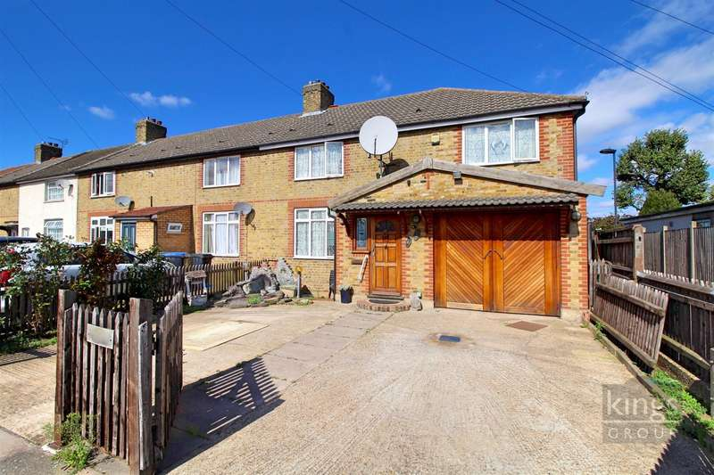 5 Bedrooms End Of Terrace House for sale in Thornaby Gardens, Edmonton, N18