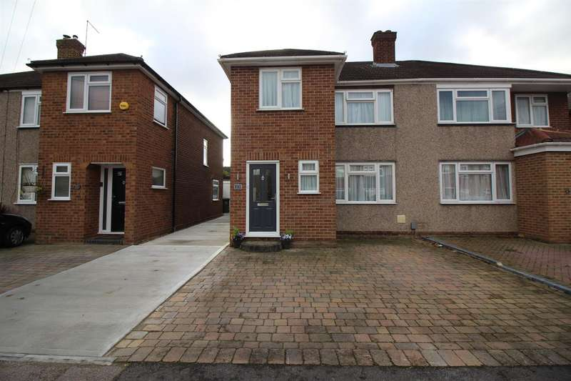 3 Bedrooms Semi Detached House for sale in Long Moor, Cheshunt, Waltham Cross
