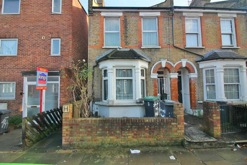 3 Bedrooms End Of Terrace House for sale in Cornwall Road, London