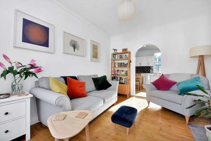 2 Bedrooms Flat for sale in Khartoum Road, London SW17