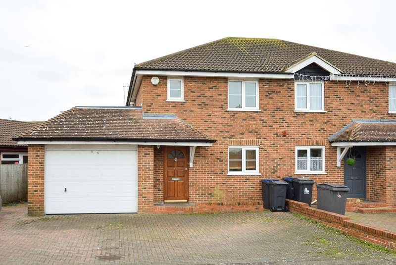 3 Bedrooms Semi Detached House for sale in Blackburn Road, Herne Bay