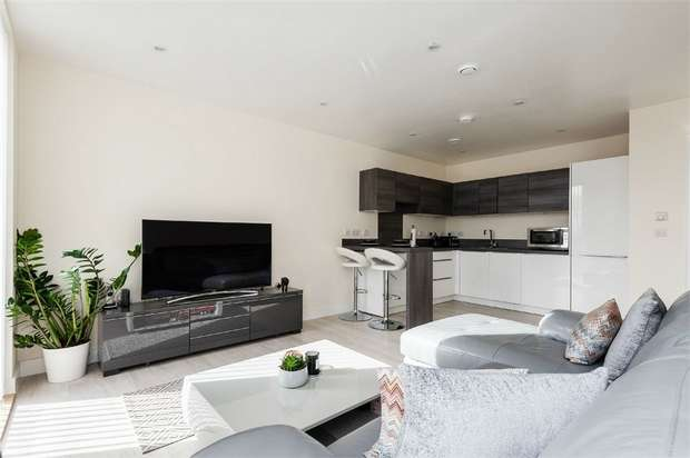 1 Bedroom Flat for sale in Grant House, Cleveland Park Avenue, London