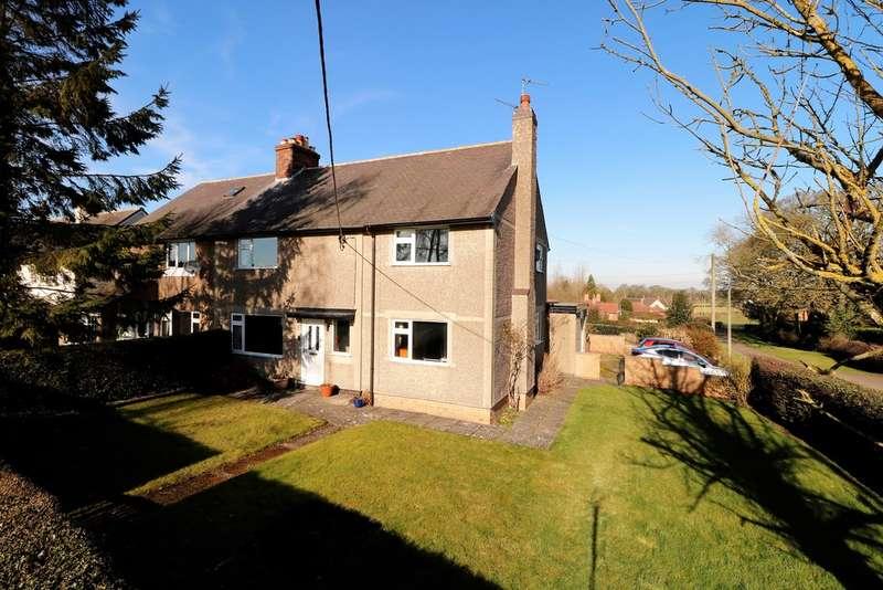 4 Bedrooms Semi Detached House for sale in Moor Lane, Coleorton