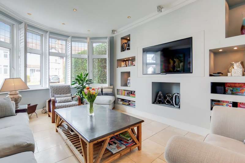 3 Bedrooms Terraced House for sale in All Souls Avenue, Kensal Rise, NW10