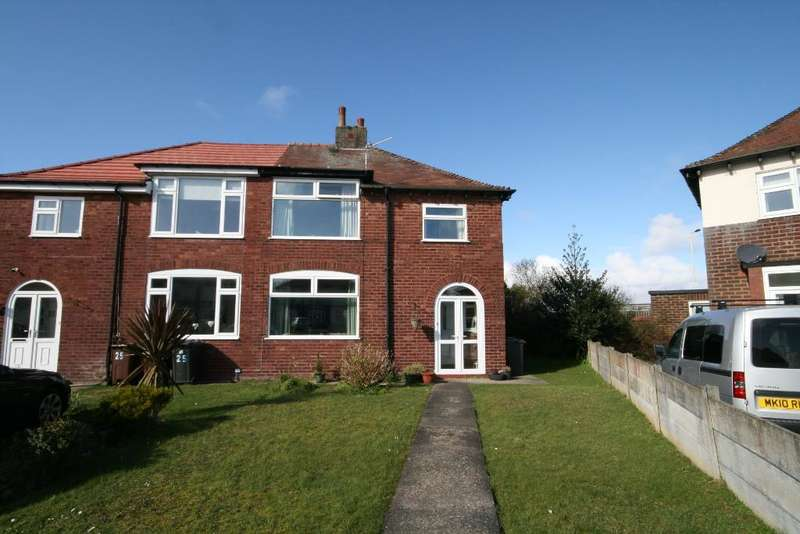 3 Bedrooms Semi Detached House for sale in Ansdell Grove, Marshside, Southport, PR9 9UQ