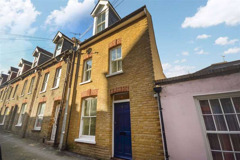 3 Bedrooms Terraced House for sale in Rodney Street, Ramsgate, Kent