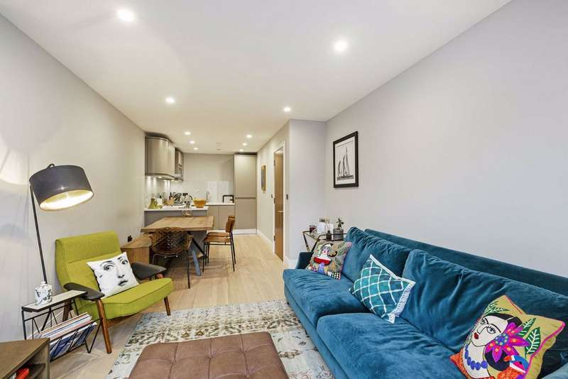 1 Bedroom Flat for sale in Madison Apartments, Fulham, London, SW6