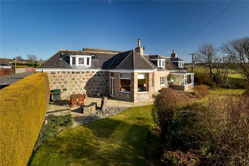 5 Bedrooms Detached House for sale in Greens, Hillbrae Way, Newmachar, Aberdeen, AB21