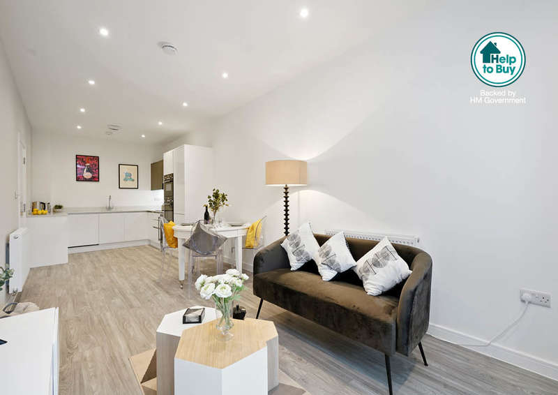 2 Bedrooms Apartment Flat for sale in Flat 3, 225 Streatham Road, Streatham
