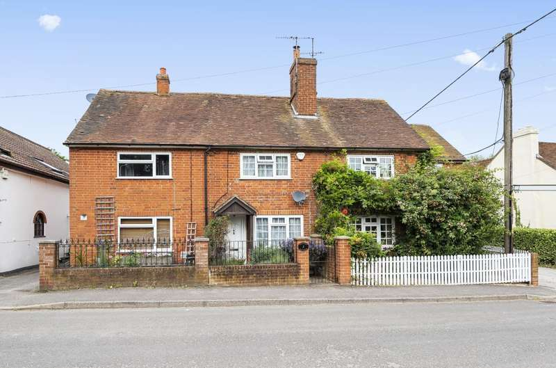 2 Bedrooms House for sale in Goddards Lane, Sherfield On Loddon