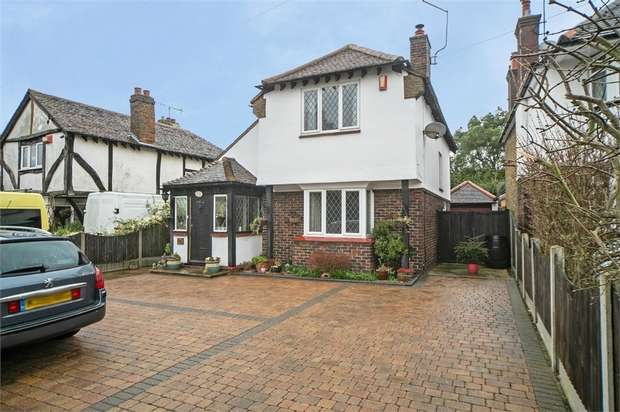 4 Bedrooms Detached House for sale in Green Lane, Broadstairs, Kent