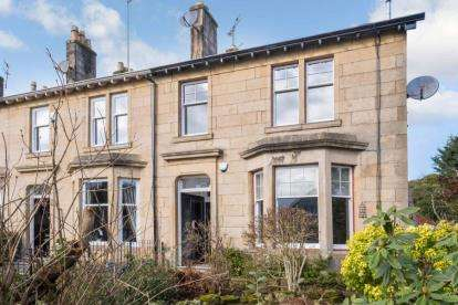 3 Bedrooms End Of Terrace House for sale in Grantlea Terrace, Mount Vernon, Glasgow