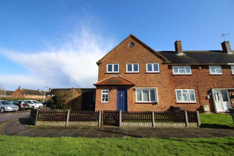 4 Bedrooms End Of Terrace House for sale in Mayo Close, Cheshunt, Waltham Cross