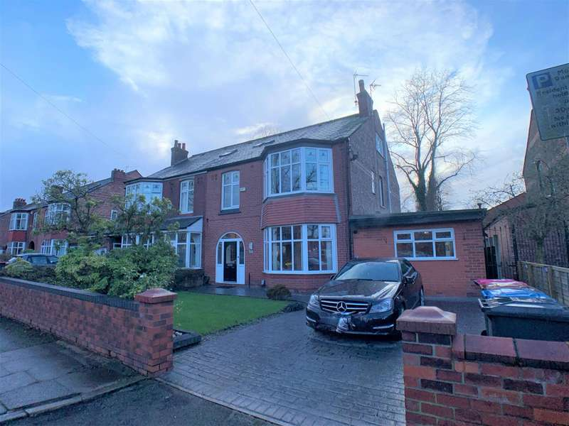 6 Bedrooms Semi Detached House for sale in Victoria Road, Salford