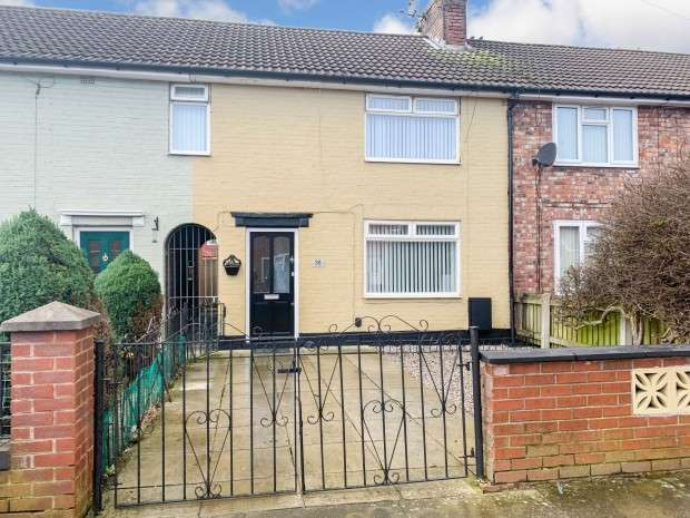 3 Bedrooms Terraced House for sale in Beversbrook Road, Liverpool, L11