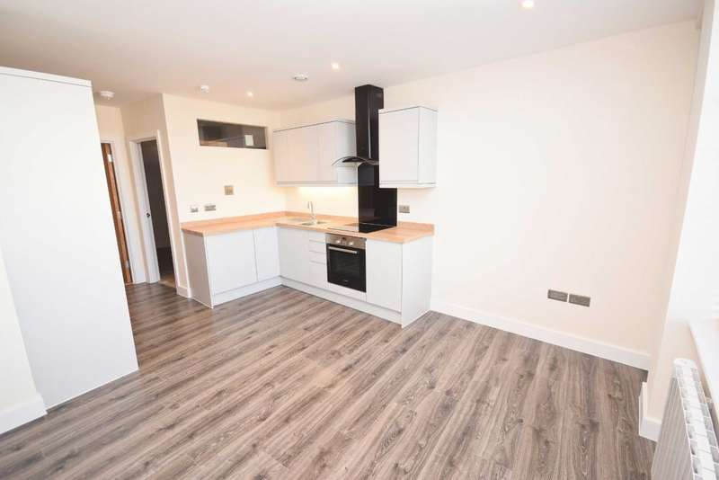 1 Bedroom Flat for sale in The Feathers Apartments, Basingstoke, RG21