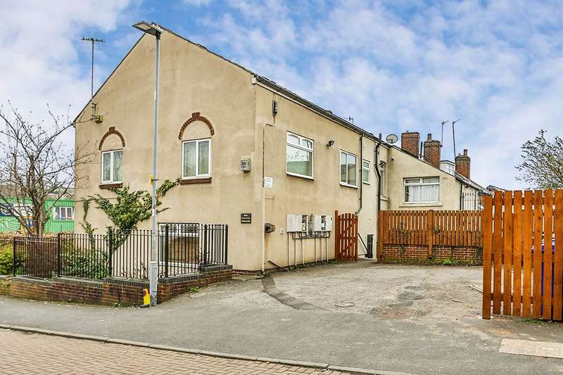 1 Bedroom Apartment Flat for sale in Fieldhead Road, Sheffield, South Yorkshire, S8