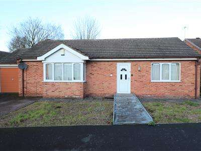 3 Bedrooms Bungalow for sale in Anthony Drive, Thurnby, Leicester