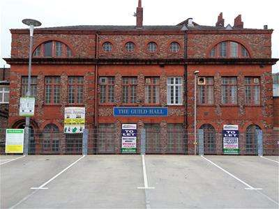 Property for sale in The Guildhall, Oliver Street, Birkenhead, Wirral