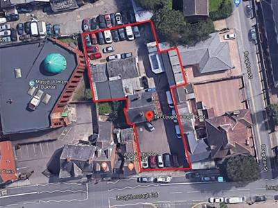 Land Commercial for sale in Loughborough Road, Leicester