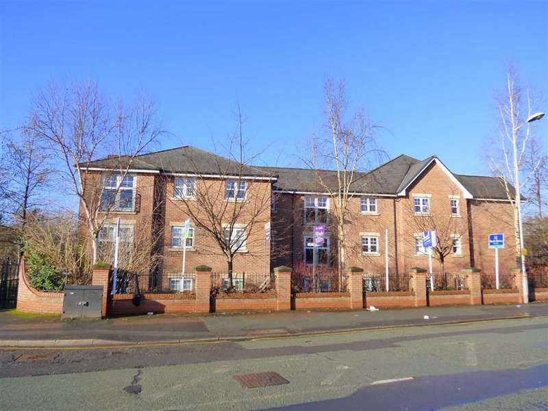2 Bedrooms Flat for sale in Ladybarn Lane, Fallowfield, Manchester, M14