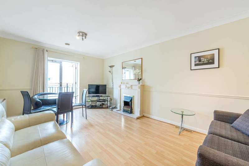 1 Bedroom Flat for sale in Ibberton House, Kensington, W14