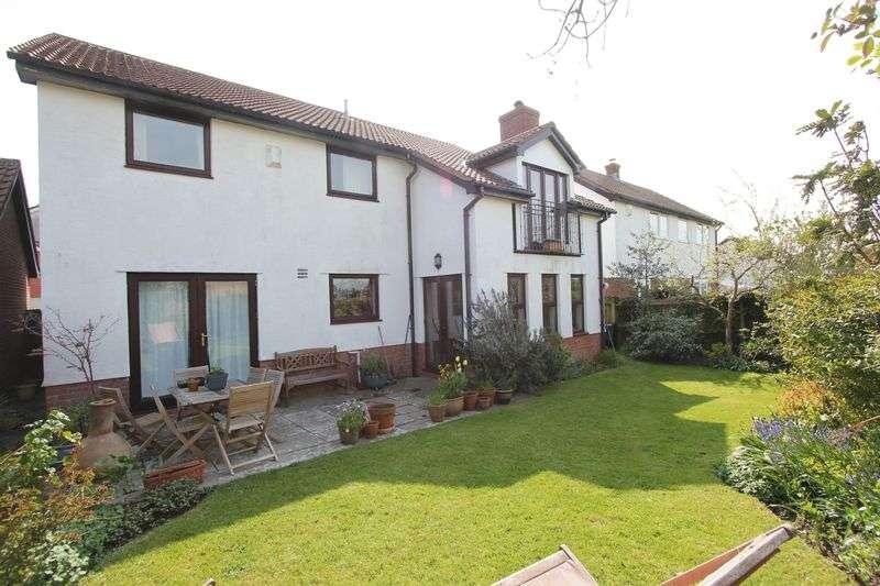 5 Bedrooms Property for sale in Wordsworth Close, Llantwit Major