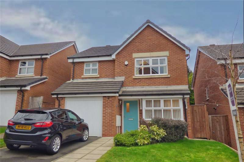 3 Bedrooms Detached House for sale in Shire Croft, Mossley, OL5