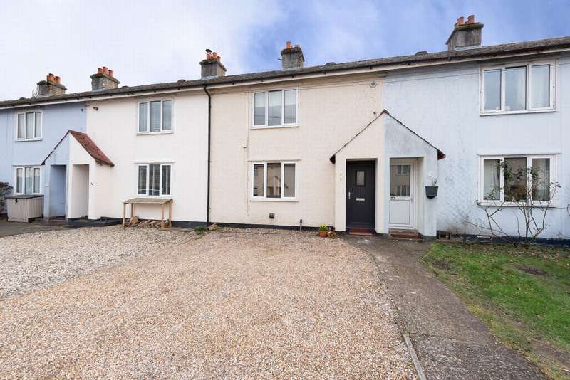2 Bedrooms Terraced House for sale in Pinehurst Cottages, Farnborough, GU14