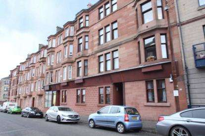 1 Bedroom Flat for sale in Shakespeare Street, N Kelvinside, Glasgow