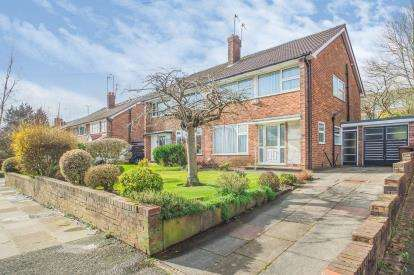 4 Bedrooms Semi Detached House for sale in Park Lane, Whitefield, Manchester, Greater Manchester
