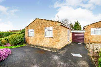 2 Bedrooms Bungalow for sale in Hillcrest, Berkeley, Gloucestershire