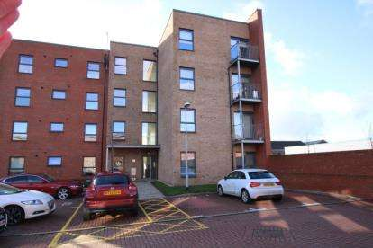 2 Bedrooms Flat for sale in Shuna Court, Ruchill