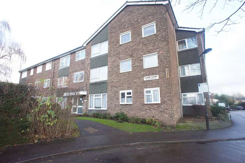 2 Bedrooms Flat for sale in Hertford Road, Enfield
