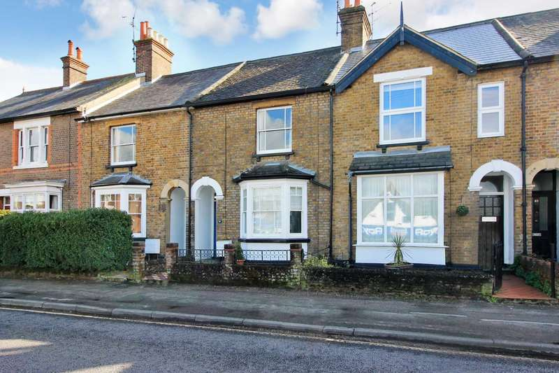 3 Bedrooms Terraced House for sale in Western Road, Tring