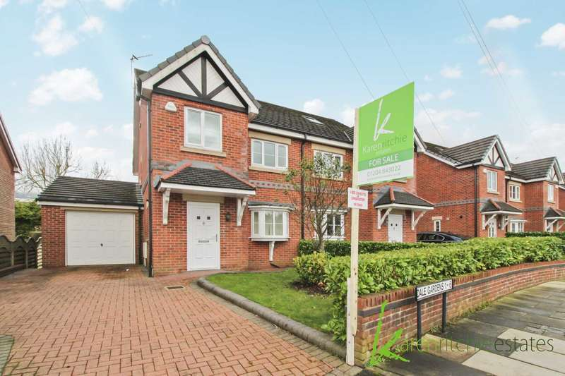 4 Bedrooms Town House for sale in Dale Garden, Bolton