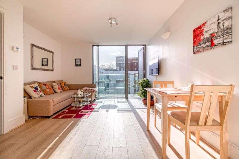 1 Bedroom Property for sale in Highbury Stadium Square, London, N5