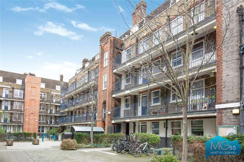 3 Bedrooms Apartment Flat for sale in Kennistoun House, Leighton Road, London, NW5