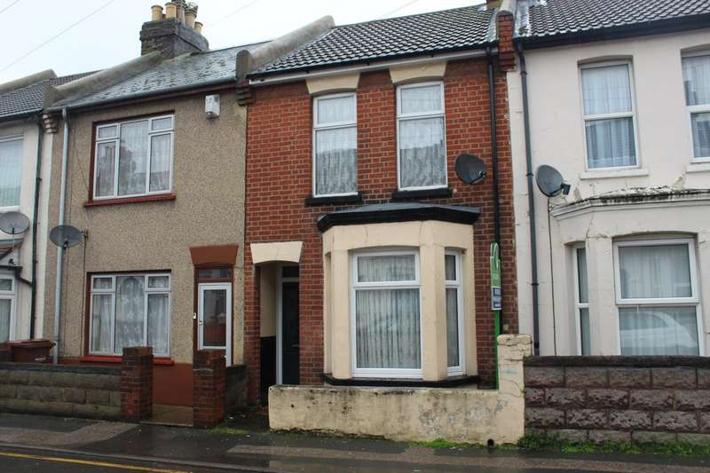 3 Bedrooms House for sale in Livingstone Road, Gillingham, Kent, ME7
