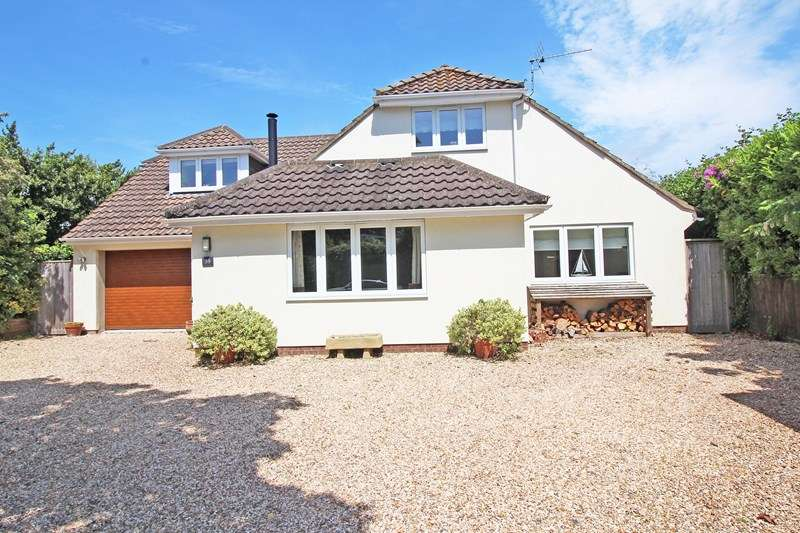4 Bedrooms Detached House for sale in Shorefield Way, Milford On Sea, Lymington, Hampshire, SO41