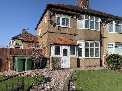 3 Bedrooms Semi Detached House for sale in Mount Road, Birkenhead, Merseyside, CH42