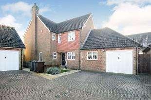 4 Bedrooms Detached House for sale in Spa Close, Hadlow, Tonbridge, Kent