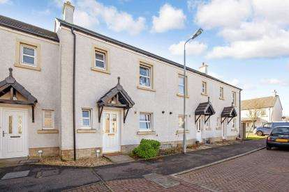 3 Bedrooms Terraced House for sale in Cherrybank Gardens, Newton Mearns