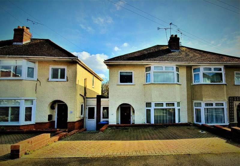 3 Bedrooms Semi Detached House for sale in Archery Grove, Woolston, Southampton, SO19 9EY