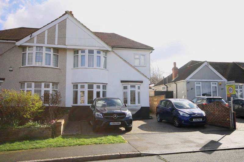 5 Bedrooms House for sale in Cavendish Avenue, Northumberland Heath, Erith